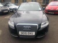 Audi A6 Saloon 2.0TDIe 136ps S Line 4 DOOR - 2010 10-REG - FULL 12 MONTHS MOT