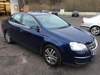 0808 Volkswagen Jetta 2.0TDI SE Blue 5 Door MOT 12m