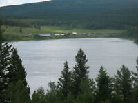 REDUCED Lot 9  Bryan Cres, 108 Mile Ranch, BC