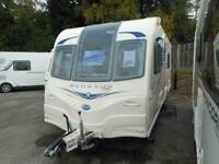 2013 Bailey Pegasus Rimini - 4 Berth Touring Caravan