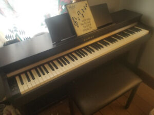 Kawai CN25 piano for sale. Great quality/condition