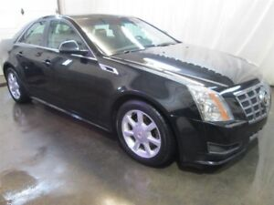 Cadillac CTS AWD 3.0L Luxury Package 2012