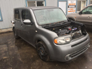 2009 NISSAN CUBE PARTING OUT