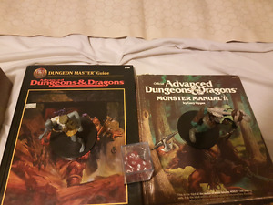 D&D Books,Tiles,Figures,Tokens & Dice