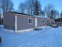Mobile Home To be Moved