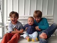Full-time Nanny required in Sackville, NB