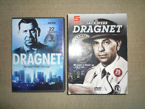 Dragnet - 25 great original episodes DVD's and more