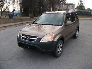 2002 Honda CR-V EX SUV, Crossover CERTIFIED 1 YEAR WARRANTY!!!!!