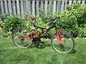 "21 speed 26"" Cherokee Komodo  DS bike"