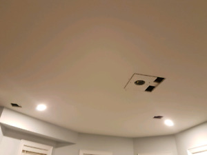 Wanted: drywall/plastering/taping/ paint ceiling.