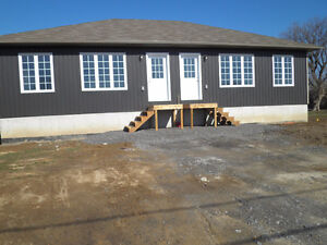 FOR RENT: SEMI-DETACHED BUNGALOWS WITH RIVERVIEW, CARDINAL ONT