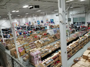WAREHOUSE SALE!   **  1,000s OF CONSUMER GOODS **  50% OFF