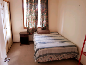 FURNISHED BEDROOM AVAILABLE