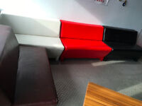 Restaurant Booths For Sale! 4 Different Colors!