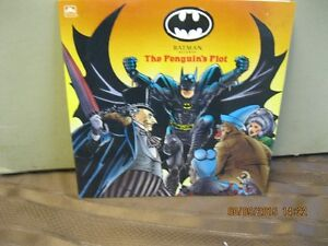 THE   PENGUIN'S  PLOT   (BATMAN   RETURNS   SER.) Oakville / Halton Region Toronto (GTA) image 1