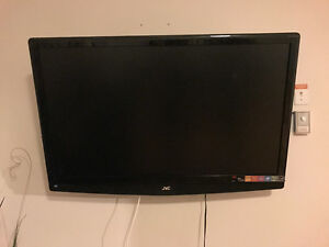 JVC 42 inch tv for sale!!
