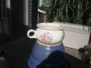Chamber Pot - Antique Vintage Arthur Wood Porcelain (Child's)