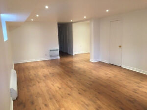 MONTREAL - APARTMENT FOR RENT 3 1/2 LOGEMENT A LOUER TOUT INCLUS