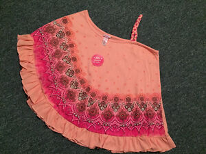 NWT Justice Size 20 Shirt