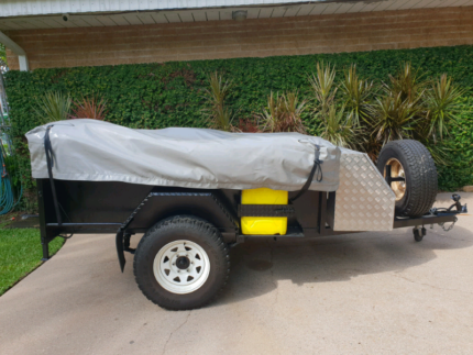 4WD Camper Trailer Nightcliff Darwin City Preview
