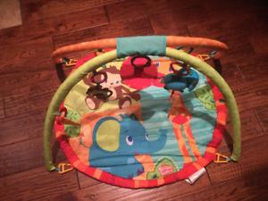 Baby Playmat/Activity Gym
