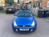 2004 Ford Streetka 1.6 Luxury Convertible 2dr Petrol Manual (189 g/km, 94