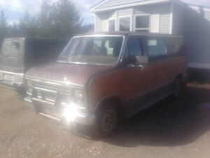 1981 Ford E-150 , Reduced to $1000.