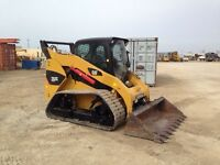 Caterpillar C262C Skid Steer