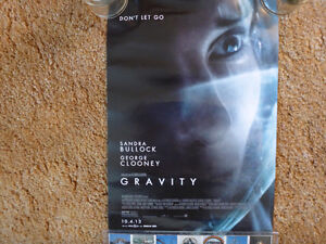 Movie posters  Everest and Gravity movie ads. Cambridge Kitchener Area image 3