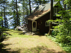 COTTAGE FOR RENT IN PLEVNA,ONTARIO