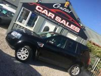 LAND ROVER FREELANDER 2.2 XS TD4 4WD HIGH SPEC BEAUTIFUL COND FINANCE PX