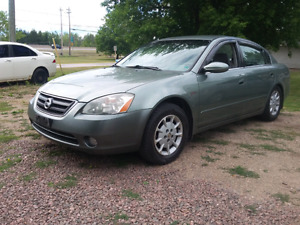 2004 Nissan Altima Insp till dec Great Car