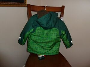 New! Boys McKinley Winter Coat - size 3 Kitchener / Waterloo Kitchener Area image 2