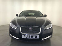 2014 JAGUAR XF LUXURY DIESEL AUTOMATIC ESTATE 1 OWNER JAGUAR SERVICE HISTORY