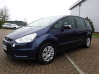 Ford S-MAX 2.0TDCi 7 Seats Left Hand Drive(LHD)