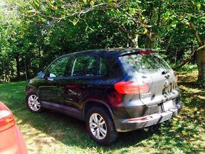 2014 Volkswagen Tiguan AWD
