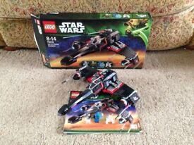Lego Star Wars Jek-14's Starfighter