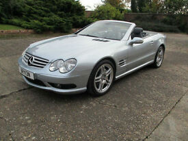 52 Mercedes-Benz SL55 5.4 Kompressor AMG Performance Upgrade Pack