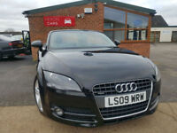 2009 Audi TT Roadster 2.0TDI 2009MY quattro DIESEL MANUAL PX WELCOME
