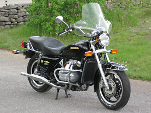 HONDA GOLD WING STANDARD / TRADE for YAMAHA RD400