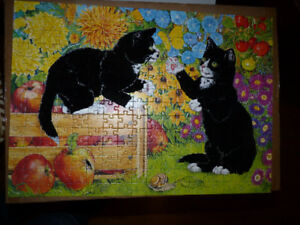 Ravensburger Puzzle  250 mcx Chateaug./ Longueuil