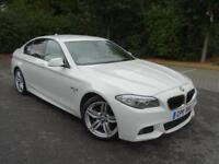 BMW 5 SERIES 520D M SPORT 2011/11