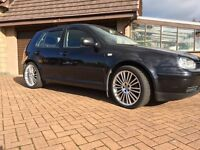 GOLF GT TDI 130 diesel car low miles