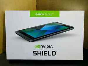 Nvidia Shield K1 Tablet + Extras