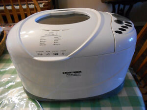 Black&Decker Bread Maker