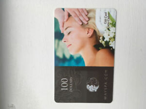Way Spa gift certificate