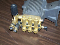 pressure washers pump