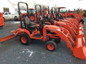 KUBOTA BX2370-BLOWOUT PRICES!!!