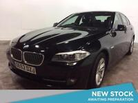 2012 BMW 5 SERIES 520d EfficientDynamics 4dr