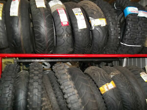 KNAPPS in PRESCOTT HAS low prices on Motocycle tires !!